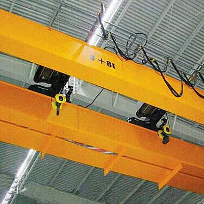 合肥電動葫蘆橋式起重機
